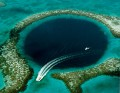 What is a Blue Hole? Great Blue Hole ~ Dean's Blue Hole ~ The Blue Hole ~ The Blue Cave Korcula~ El Zacatón Sinkhole