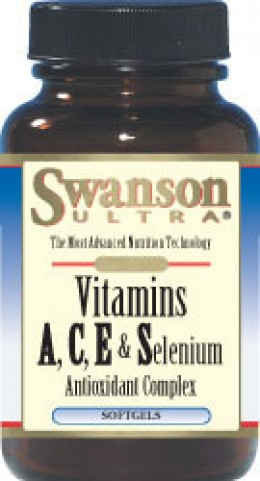 Selenium with added Vitamins A, C, and E