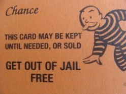 Who needs a card like this, if the police never arrest you in the first place?