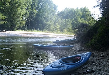The Pelican Kayak I used all summer