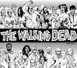 How does The Walking Dead stack up against the comic?