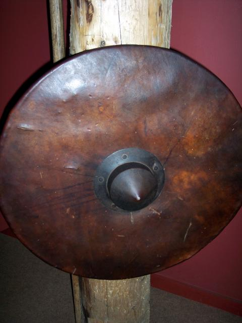 A shield from Essex England (East Saxons)