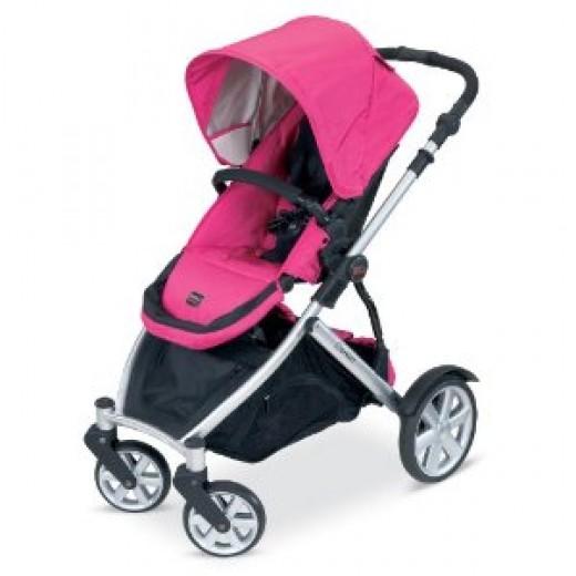 Pink Britax B Ready Stroller