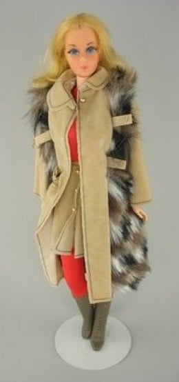 Barbie in Suede 'n Fur
