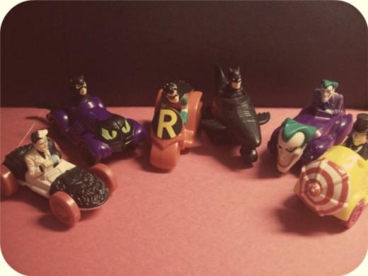 Real superheroes don't need no stinkin' cars!