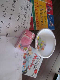 Conversation Hearts in the Classroom: 5 Ways to use Candy to Teach Language Arts