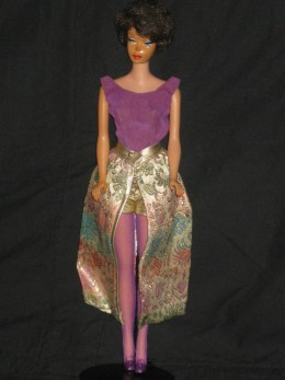 Barbie in Fancy That Purple
