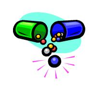 SImply throwing away old pills or flushing them down the toilet is not the best way to dispose of old meications. There are safer methods.