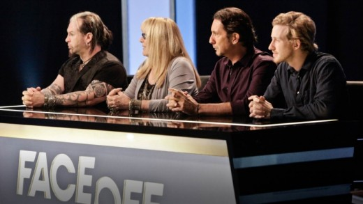 Glen, Ve, Patrick and Asher Roth
