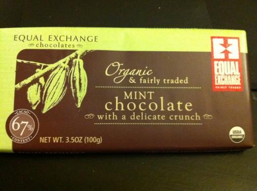 Equal Exchange: Mint Chocolate