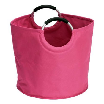 Hot Pink Laundry basket