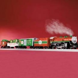 Lionel North Pole Central Set
