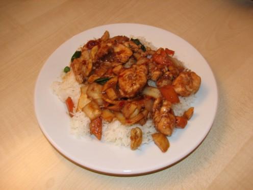 Sichuan Chengdu Chicken