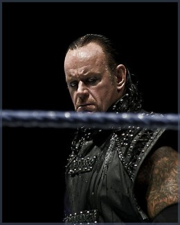 The Undertaker now  after  Wrestlemania 28
