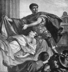 Shakespeare's Speech Immortalized Antony.