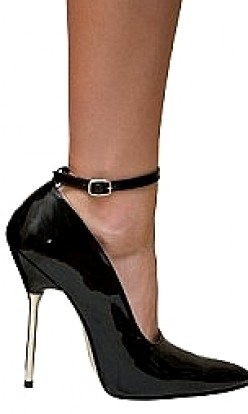 Wearing High Heels Changes the Way Women Walk and Risks Injury