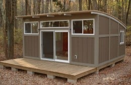 Prefab Cottages And Cabin Designs Nowadays Can Be