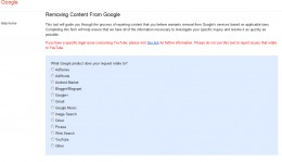 If you've found plagiarizers on the web, visit  DMCA page. You'll need this info for search engines.
