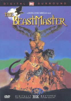The Beastmaster is a classic sword-and-sandal, but classic doesn't necessarily mean good