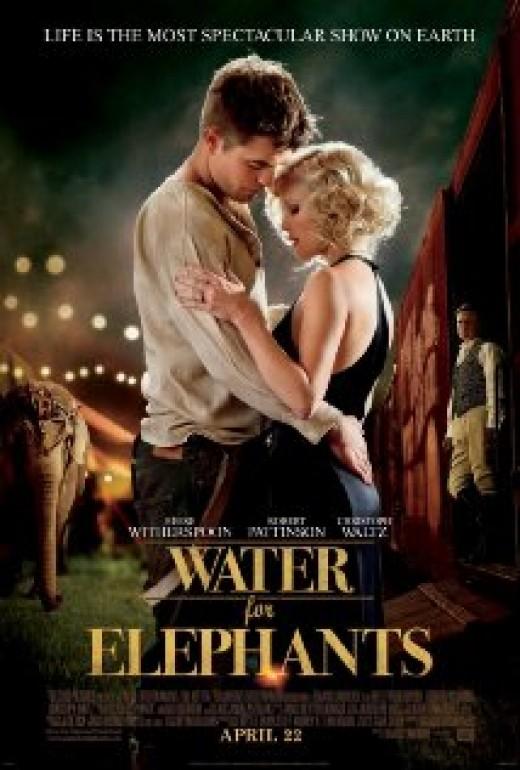 """Water For Elephants"""