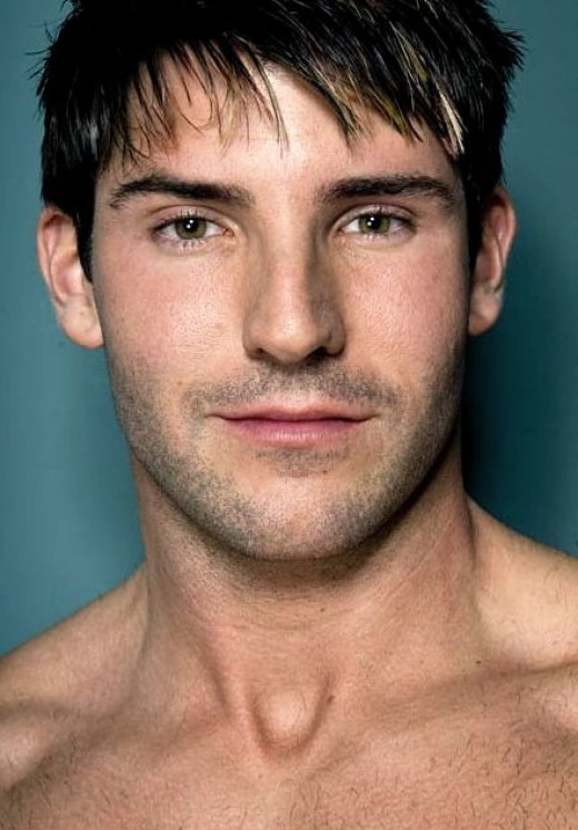 My favorite gay pornstar Jeremy Walker, he is so handsome and obviously gay.