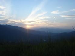 Hiking: The Famous Broga Hill Sunrise In Malaysia