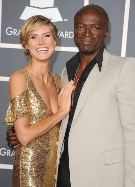 Heidi Klum and Seal now walking the path of divorce.