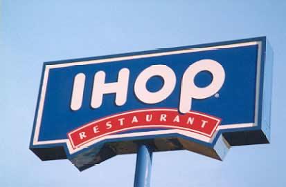 Enjoy some pancakes at IHOP!!!