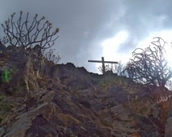 Walking in the Canary Islands: Tamaimo's Cross of the Missionaries