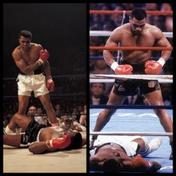 Muhammad Ali vs Mike Tyson. In their prime. Who wins?