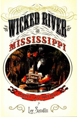 "Book Cover ""Wicked River"""