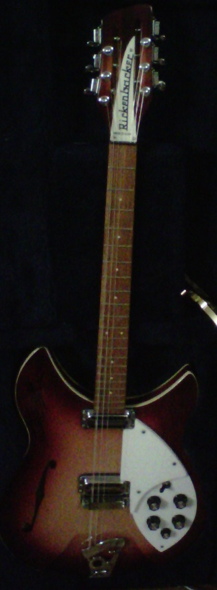 This guitar actually used to belong to Marty Willson-Piper of The Church.  Rocksmith thinks it was made by Satan to destroy mankind.
