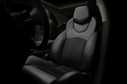 GM's Cadillac CTS Touring Package Includes Recaro Racing Seats