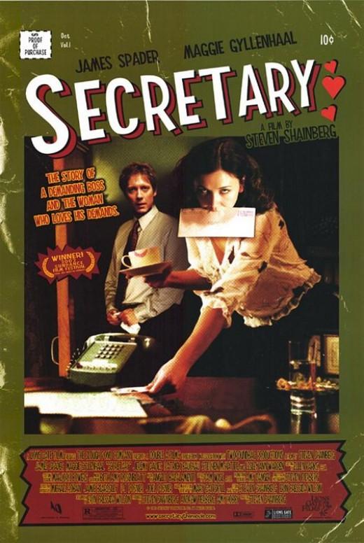 Secretary Movie Poster
