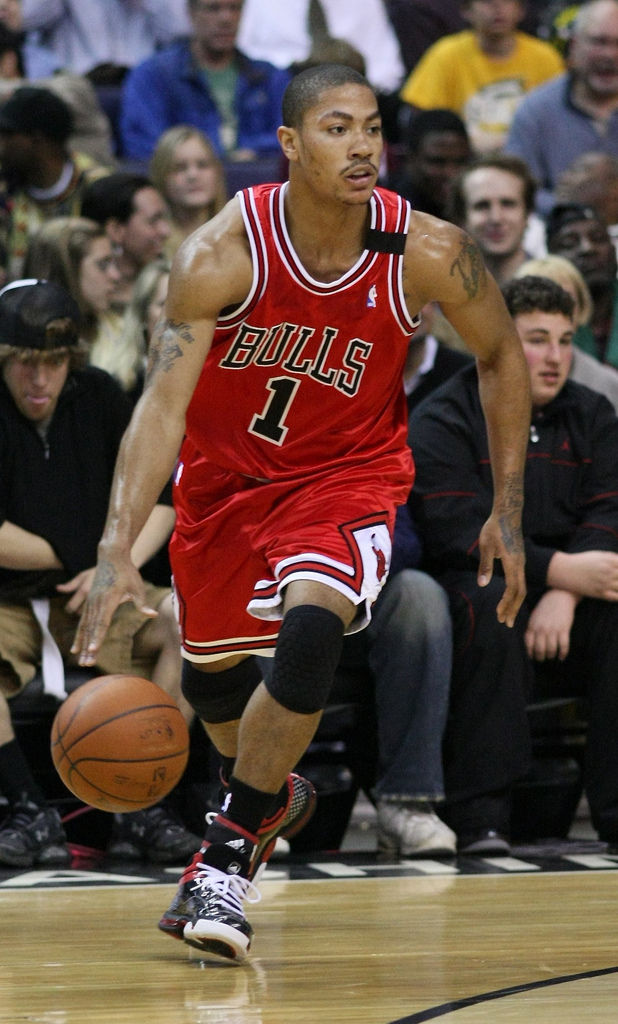 How To Drive Like Derrick Rose In Basketball Hubpages