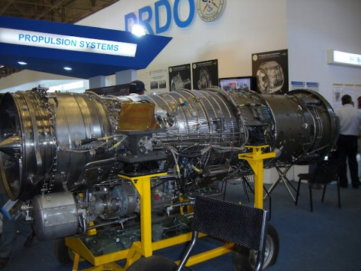 Kaveri Gas Turbine Engine - LCA Tejas
