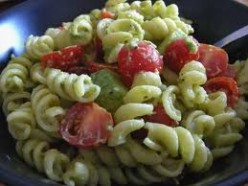 Easy Peasy 30 Minute Recipe | How To Make Tangy Vienna Sausages with a Tasty Avocado & Tomato Pasta Salad