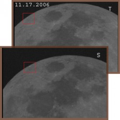 Transient Lunar Phenomena: Mysterious Flashes on the Moon