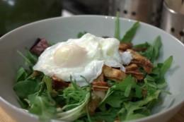 Bone Marrow Salad
