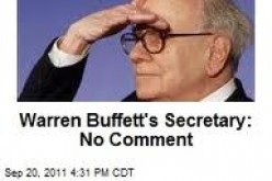 Obama, Buffet & The Debster