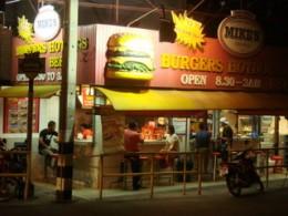 Mike's Original Hamburgers