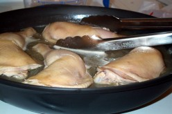Poaching Chicken Breasts