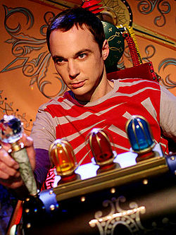 The King of Nerd Swag, Sheldon Cooper