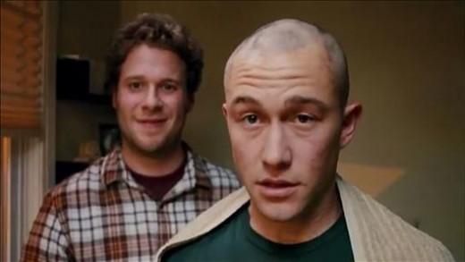 """Dude you look like a stoned Lex Luthor."""