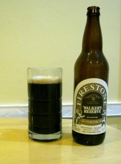 Firestone Walker Reserve Porter - Beer Review