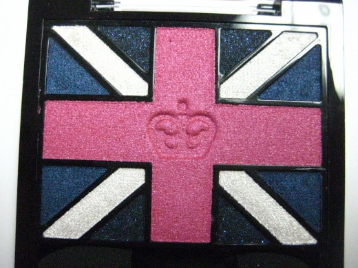 Rimmel Glam'Eyes HD Eyeshadow in 008 True Union Jack
