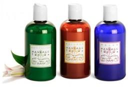 Massage lotion