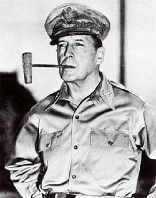 Doublas Macarthur, Did he aim to be an American Caesar?