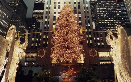 The Rockefeller Christmas Tree