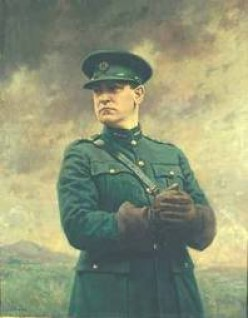 Which were the motives behind the assassination of Michael Collins? Who was behind the killing?